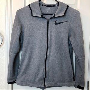 Nike Men's Dri Fit Full Zip Basketball Hoodie